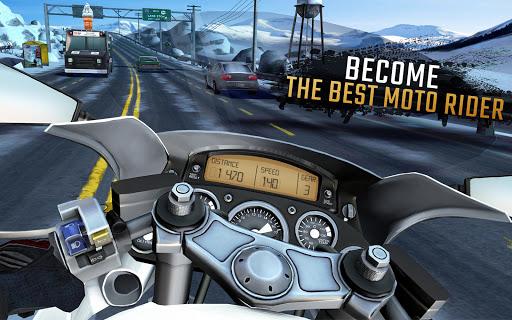Moto Rider GO: Highway Traffic - صورة للبرنامج  #14