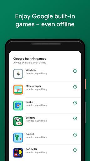 Google Play - صورة للبرنامج #2