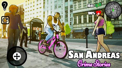 San Andreas Crime Stories - صورة للبرنامج #3