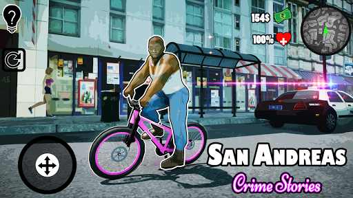 San Andreas Crime Stories - صورة للبرنامج #9