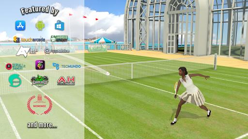World of Tennis: Roaring '20s — online sports game - صورة للبرنامج  #6