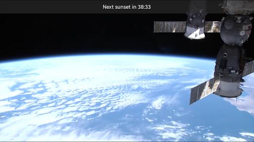 ISS HD Live: مشاهدة الأرض مباشرةً - صورة للبرنامج  #17