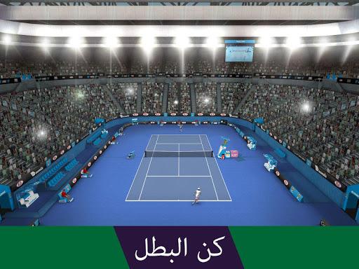 Tennis World Open 2021: Ultimate 3D Sports Games - صورة للبرنامج #2