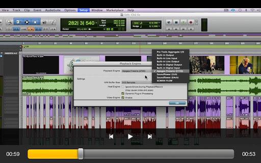 AV For Pro Tools 11 Features - صورة للبرنامج  #3