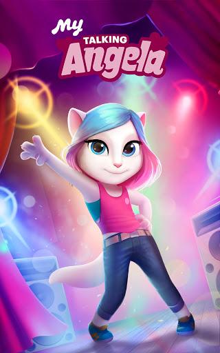 صديقتي أنجيلا المتكلمة - صورة للبرنامج #24