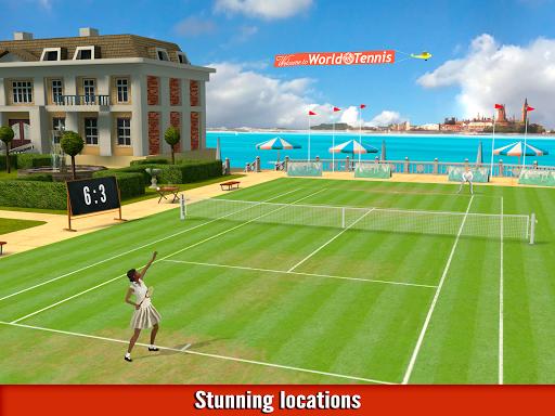 World of Tennis: Roaring '20s — online sports game - صورة للبرنامج  #12