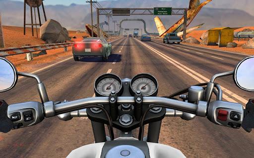 Moto Rider GO: Highway Traffic - صورة للبرنامج  #1