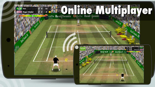 Tennis Champion 3D - Online Sports Game - صورة للبرنامج #2
