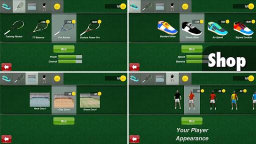 Tennis Champion 3D - Online Sports Game - صورة للبرنامج #5