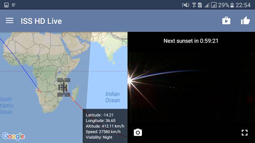 ISS HD Live: مشاهدة الأرض مباشرةً - صورة للبرنامج  #21