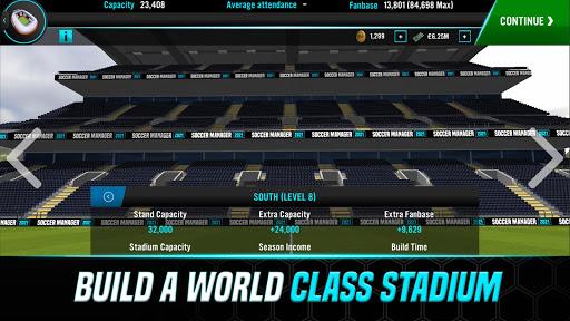 Soccer Manager 2021 - Football Management Game - صورة للبرنامج #4
