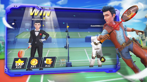 Badminton Blitz - Free PVP Online Sports Game - صورة للبرنامج #23