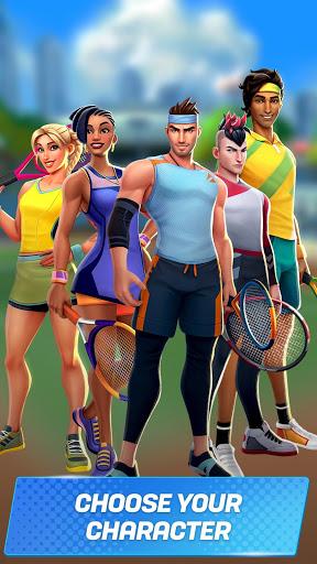 Tennis Clash: رياضات 3D - مجانية متعددة اللاعبين - صورة للبرنامج #4