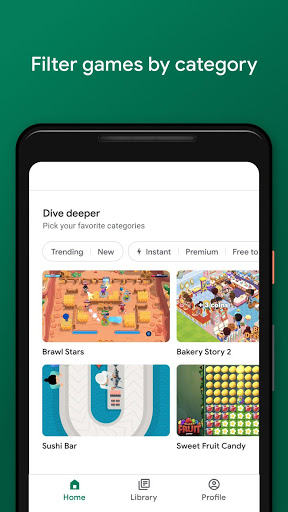Google Play - صورة للبرنامج #4