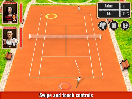World of Tennis: Roaring '20s — online sports game - صورة للبرنامج  #18