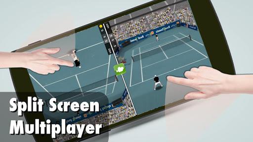 Tennis Champion 3D - Online Sports Game - صورة للبرنامج #4