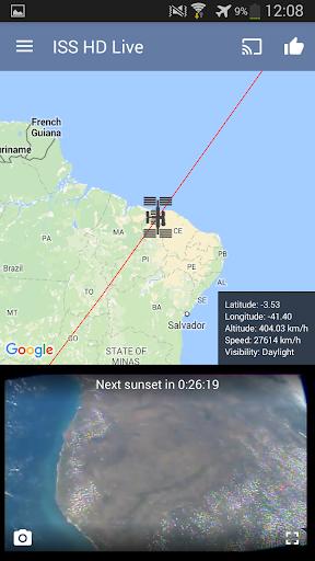ISS HD Live: مشاهدة الأرض مباشرةً - صورة للبرنامج  #7