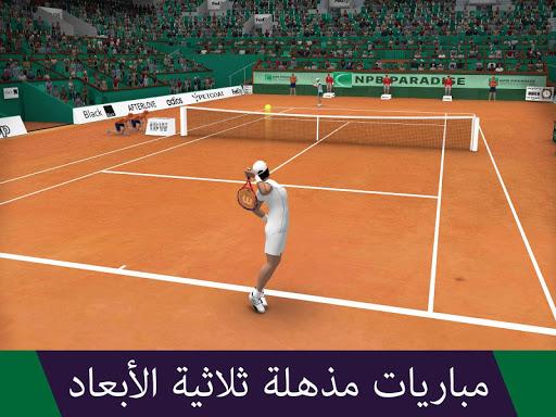 Tennis World Open 2021: Ultimate 3D Sports Games - صورة للبرنامج #3