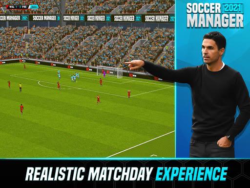 Soccer Manager 2021 - Football Management Game - صورة للبرنامج #11