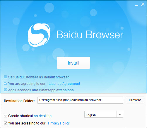 تحميل Baidu Spark Browser