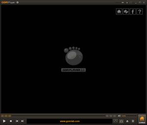 مشغل فيديو GOM Player